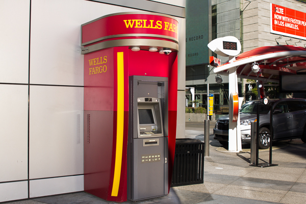 well-fargo atm machine